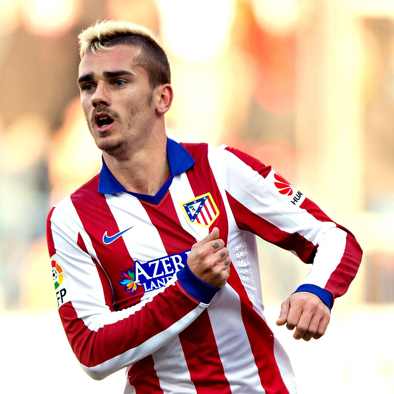 After struggling in the early stages of the season, Antoine Griezmann has gone on a tear and currently has 22 goals in 32 La Liga matches.