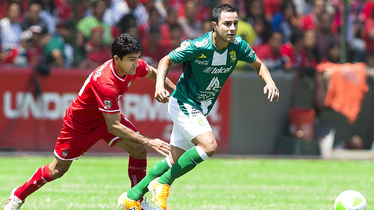 The return of creative playmaker Luis Montes will be a welcomed sight at Leon.