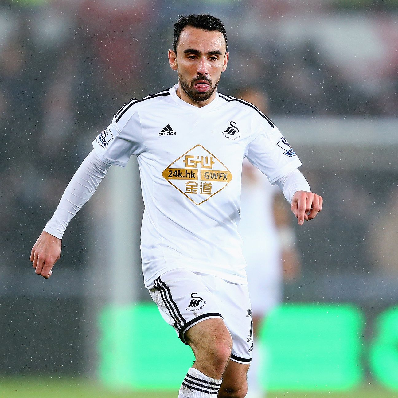 Leon Britton has been part of Swansea's rise ever since the days of League Two.