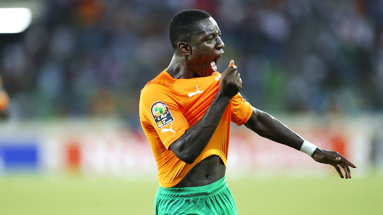 Max Gradel delivered a timely winner for Ivory Coast versus Cameroon.