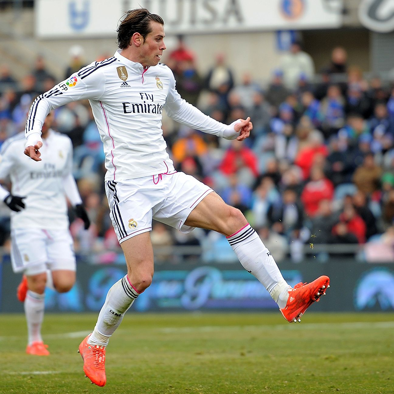 With Ronaldo out, Gareth Bale will take centre stage at the Bernabeu.