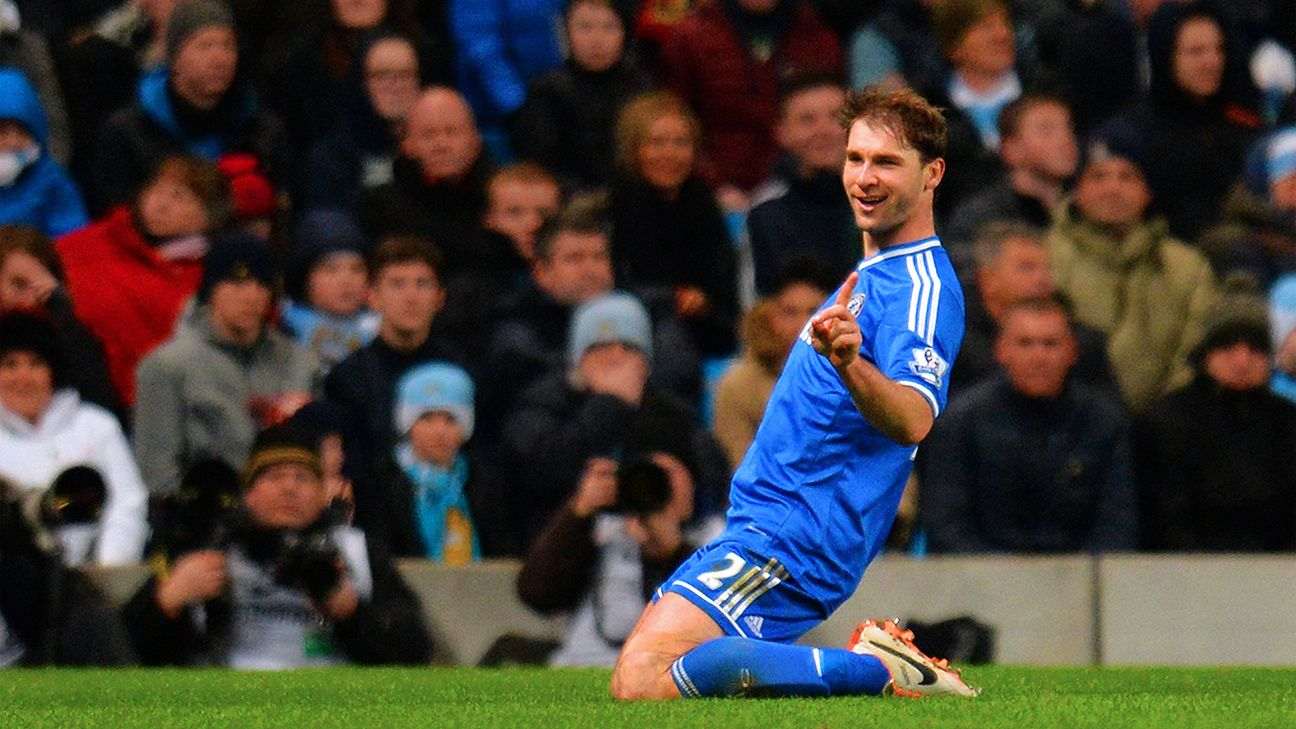 It was Branislav Ivanovic who struck for Chelsea's winner in last February's win at Manchester City.