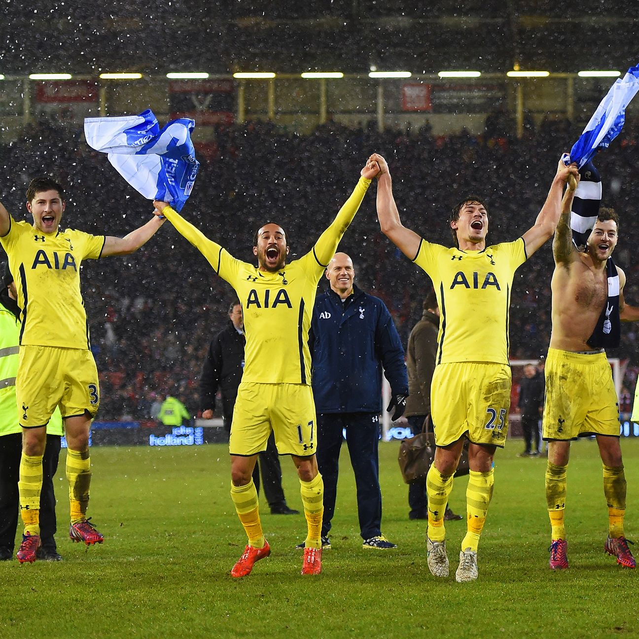 Tottenham will be seeking their fifth League Cup crown.