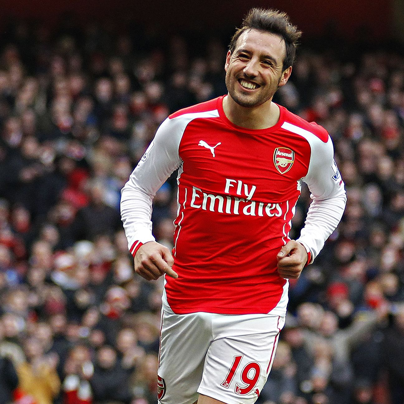 When he was healthy, Santi Cazorla left every Arsenal supporter smiling along with him.