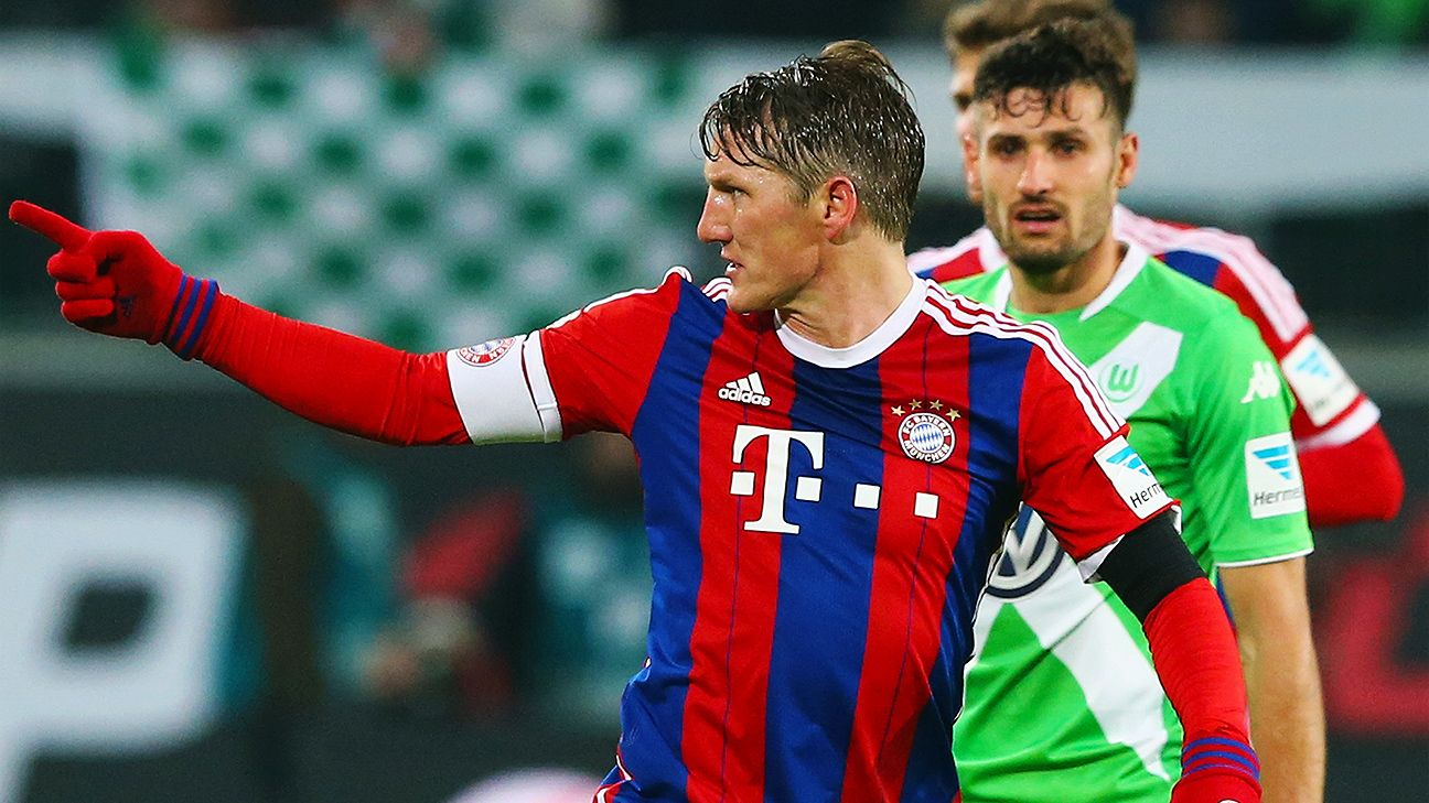 Schweinsteiger ready to leave Bayern, Laudrup making a 'dream' return?