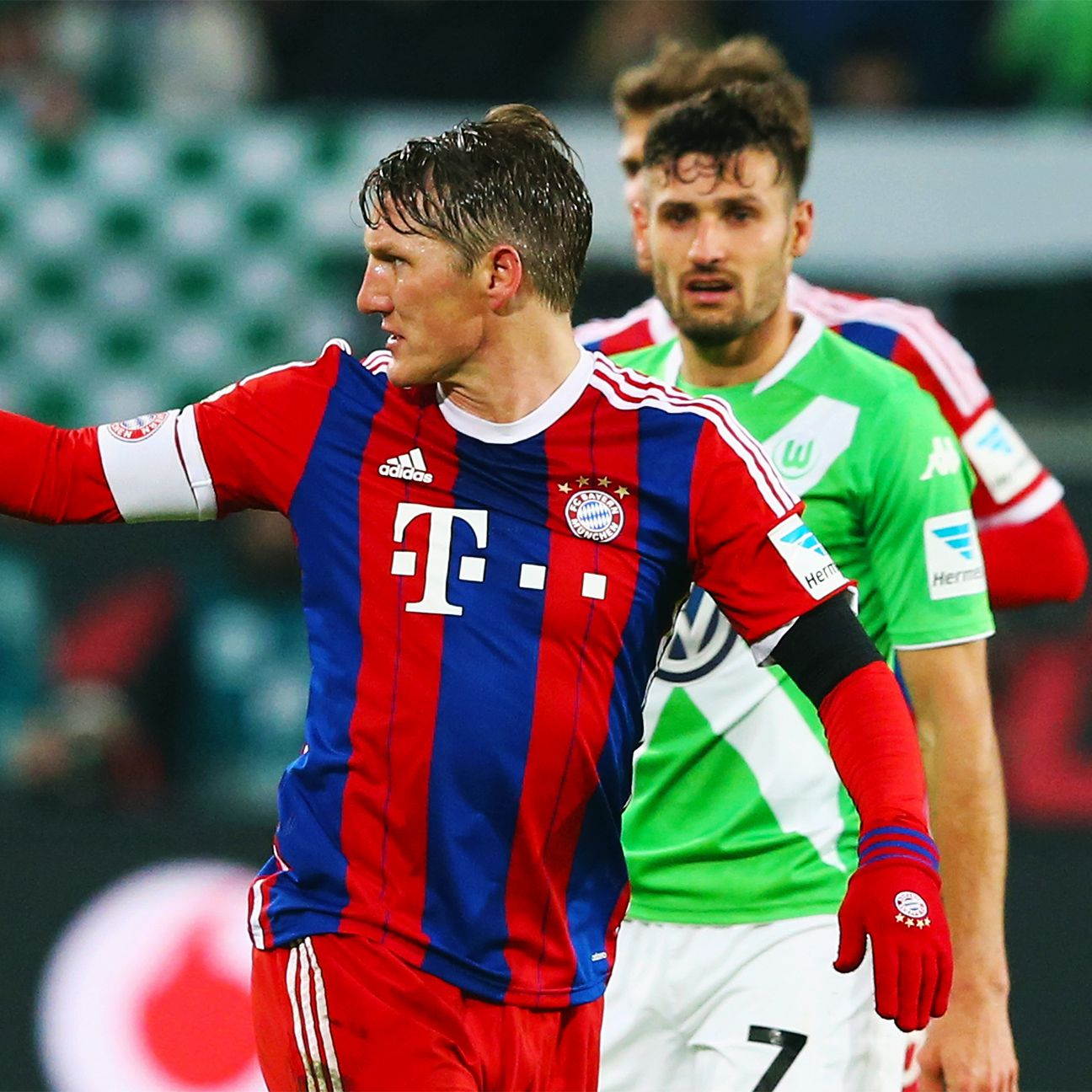 Bastian Schweinsteiger and Bayern will look to get pointed back in the right direction on Tuesday.