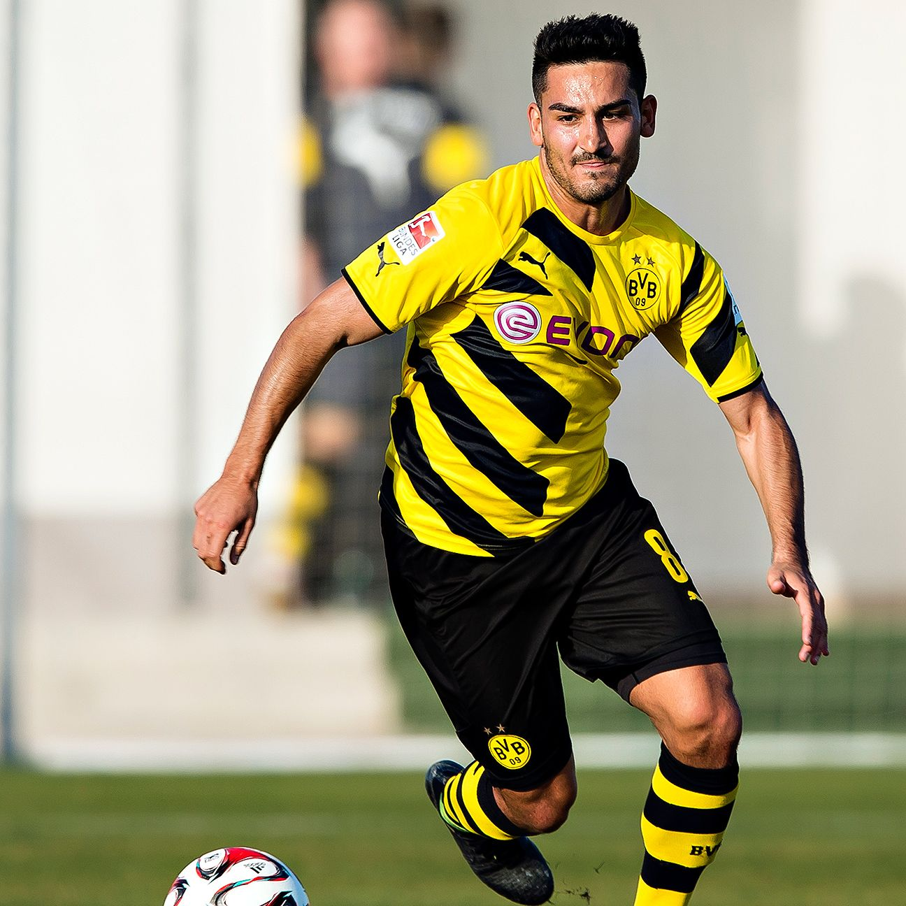 Ilkay Gundogan is expected be back to shore up Borussia Dortmund's midfield versus Augsburg.