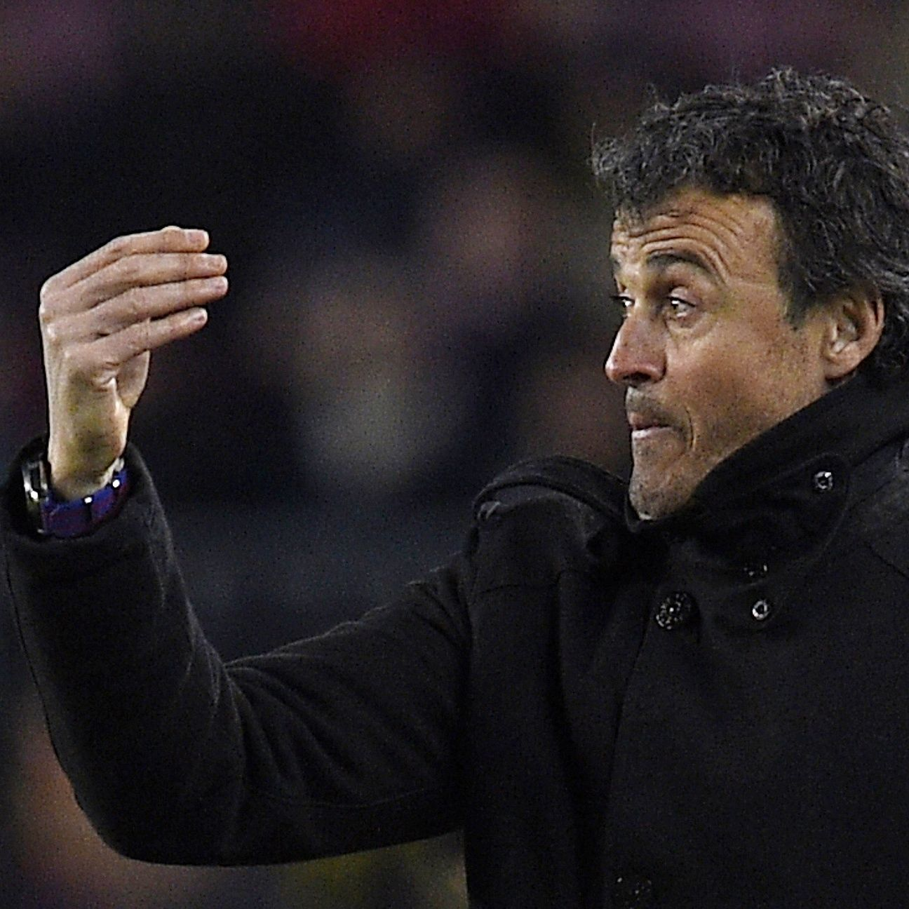 Once Luis Enrique settled on a starting XI, his Barcelona side took flight.
