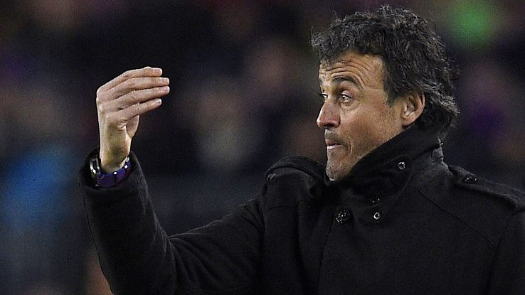 Despite some early doubts, manager Luis Enrique has proven to be a leader for Barcelona.