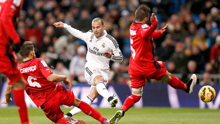 Jese Rodriguez scored his first goal since returning from injury.