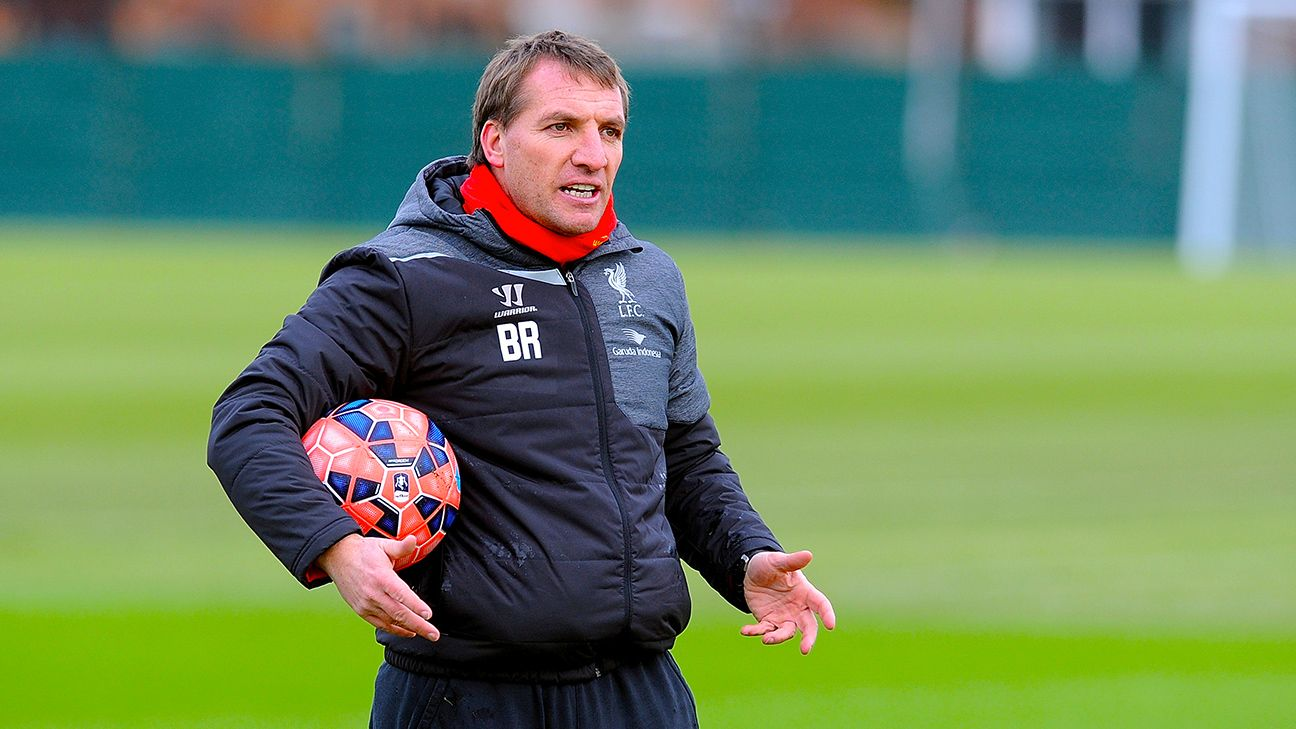 Brendan Rodgers defends Liverpool's transfer committee