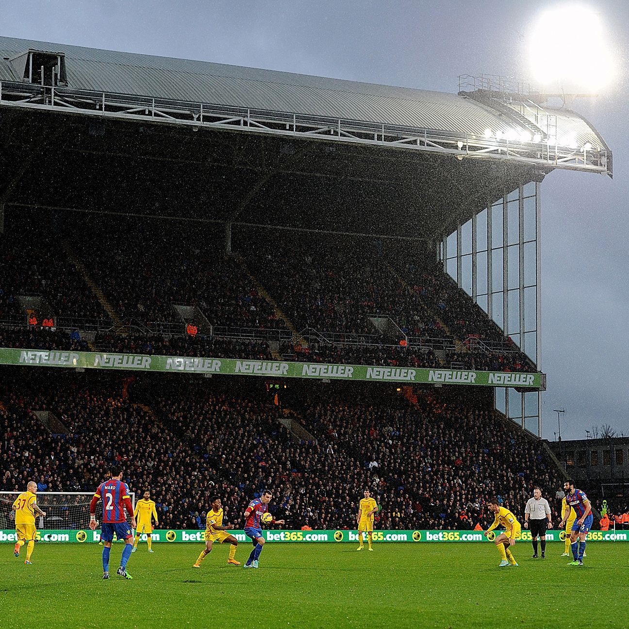 With a capacity of just over 25,000, Crystal Palace are seeking new ways to add revenue on match days at Selhurst Park.