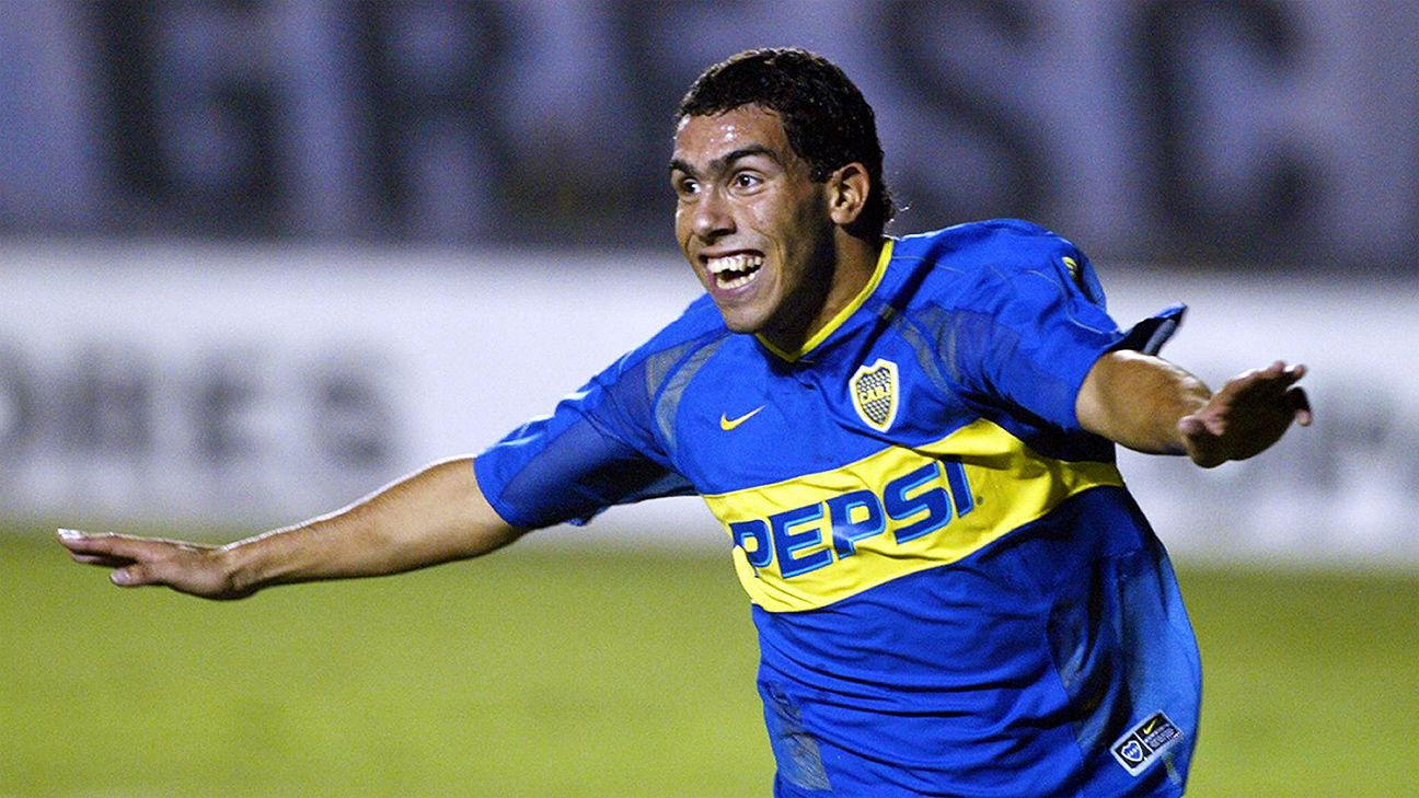 Carlos Tevez returns to Boca Juniors ESPN FC