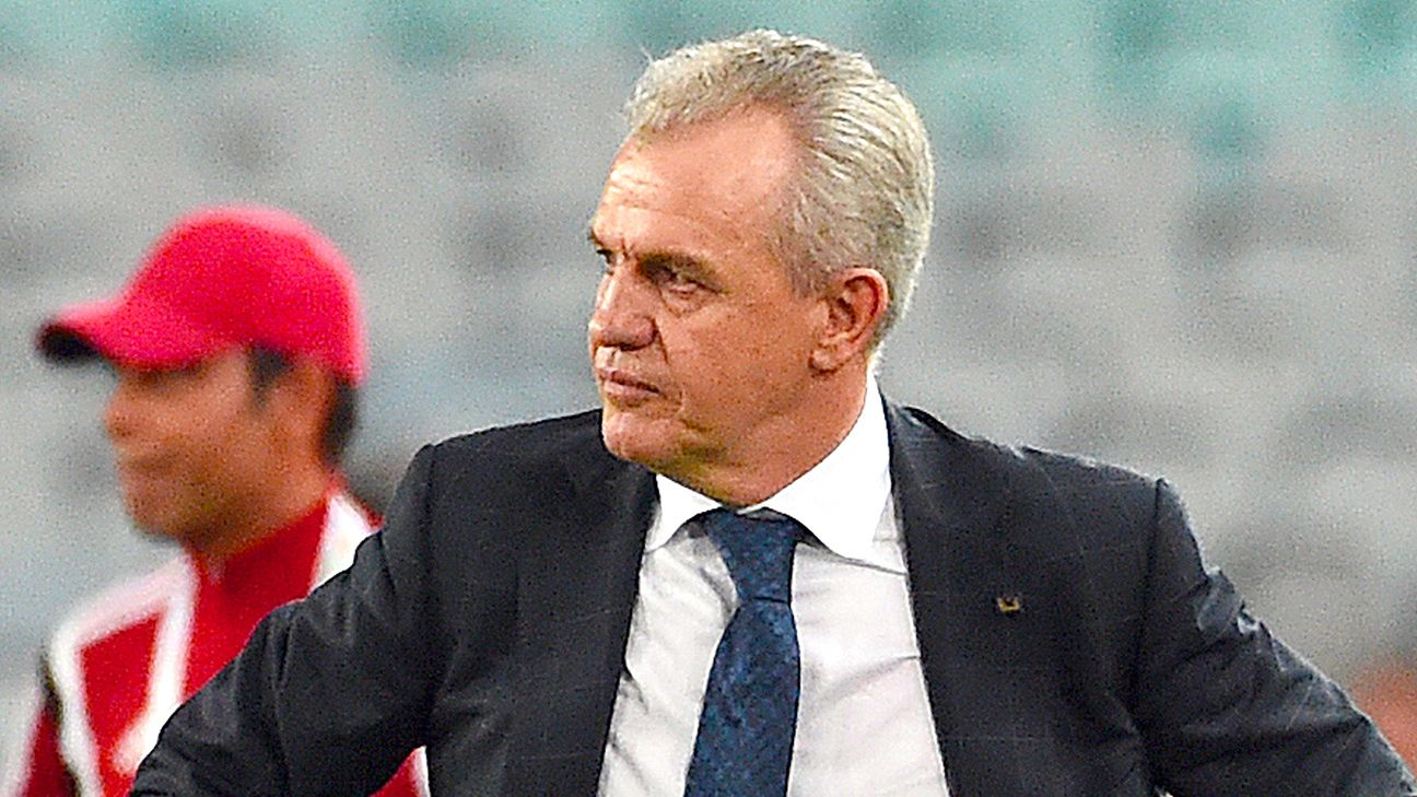 Javier Aguirre is the new coach of Egypt