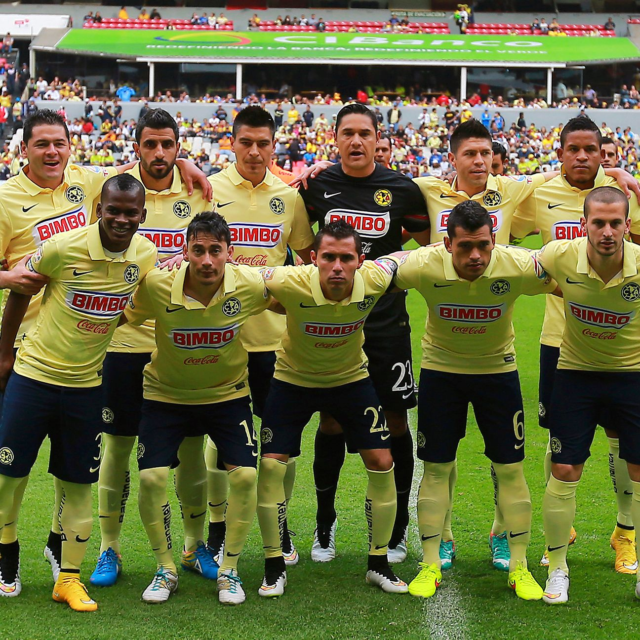 Club America sit sixth in the Liga MX table.