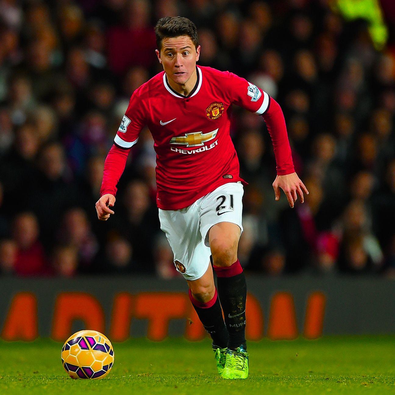 Manchester United's Ander Herrera Casualty Of Van Gaal's