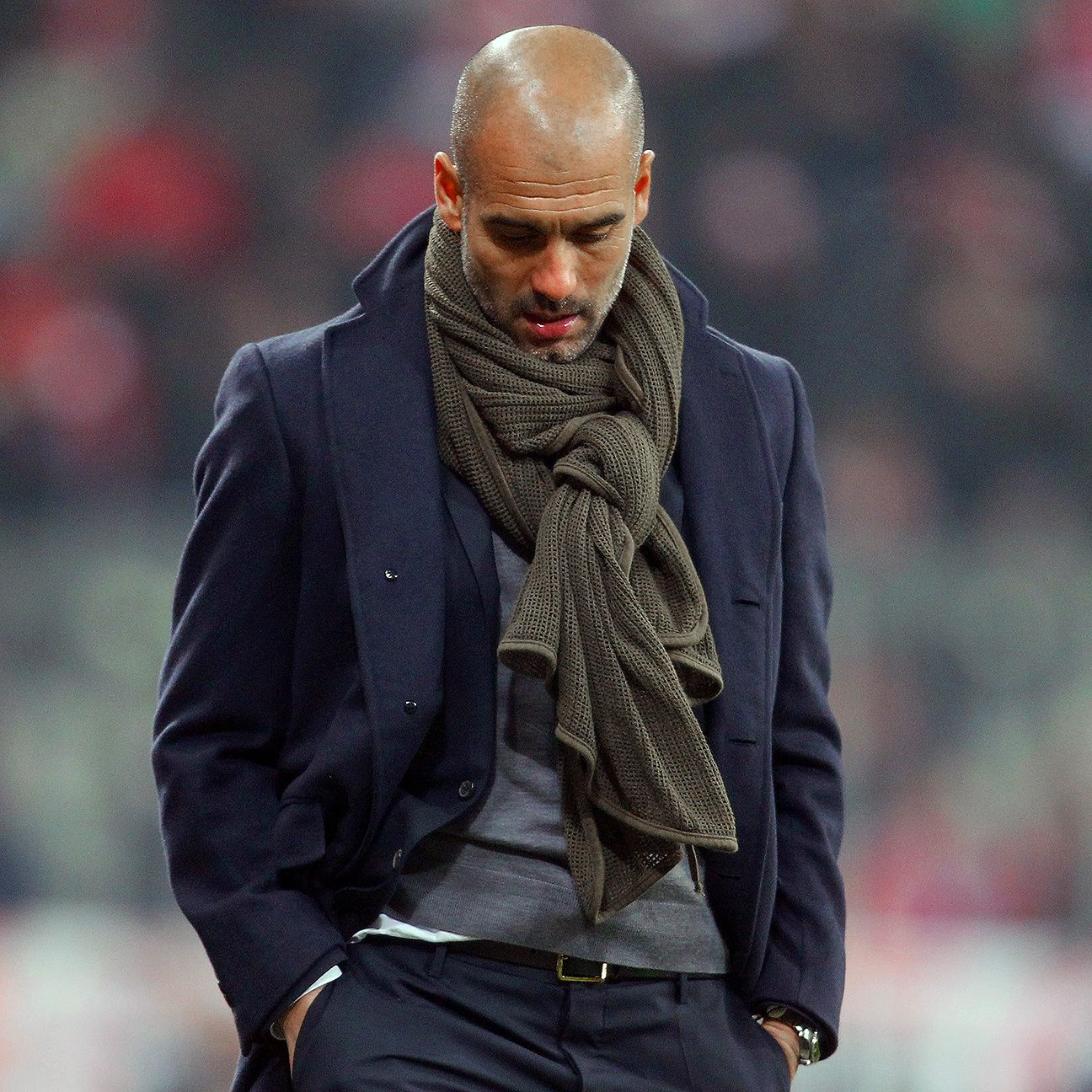 Another Champions League semifinal defeat would cast doubt on Guardiola being able to get the job done at Bayern.