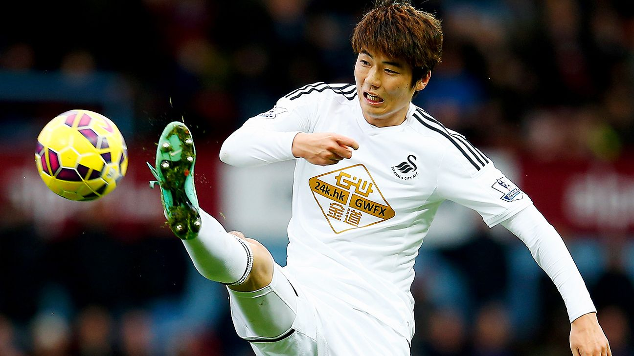 Swansea fans will be glad to see Ki Sung-yeung back in action.