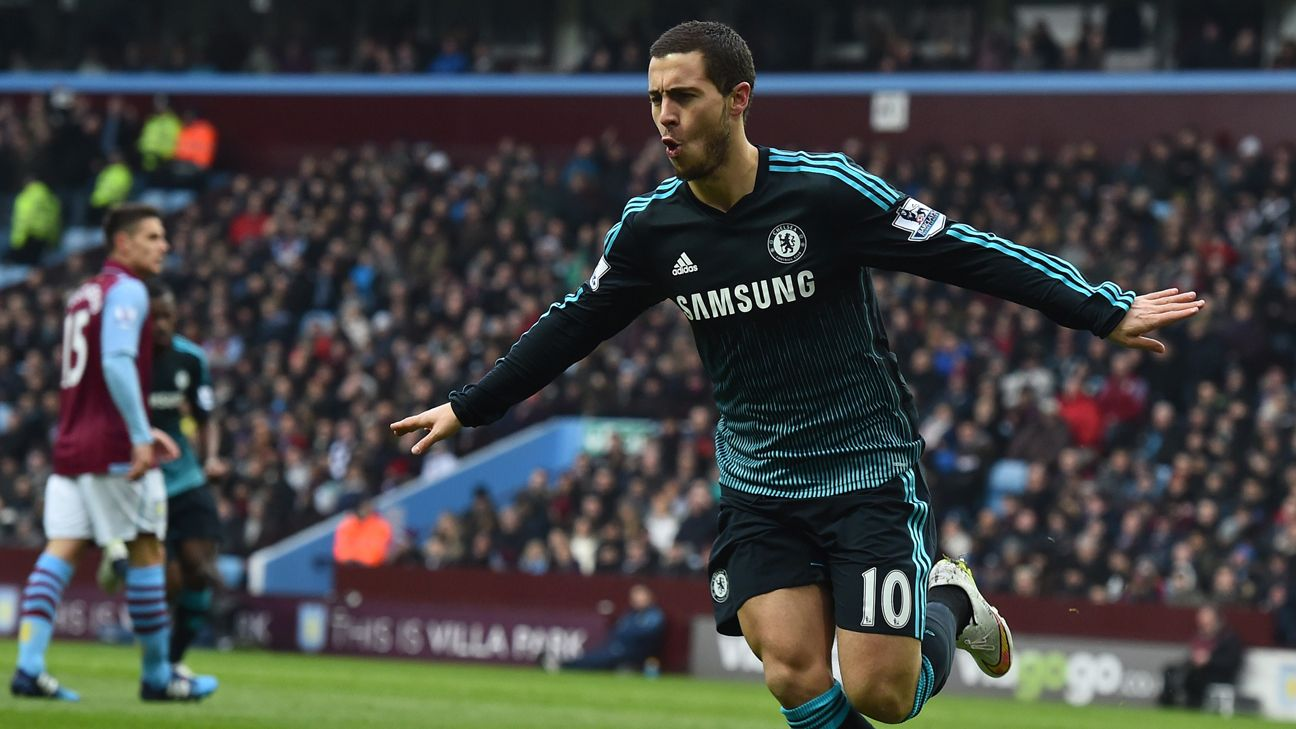 Chelsea Slavia Detail: Hazard And Ivanovic The Key Men For Blues