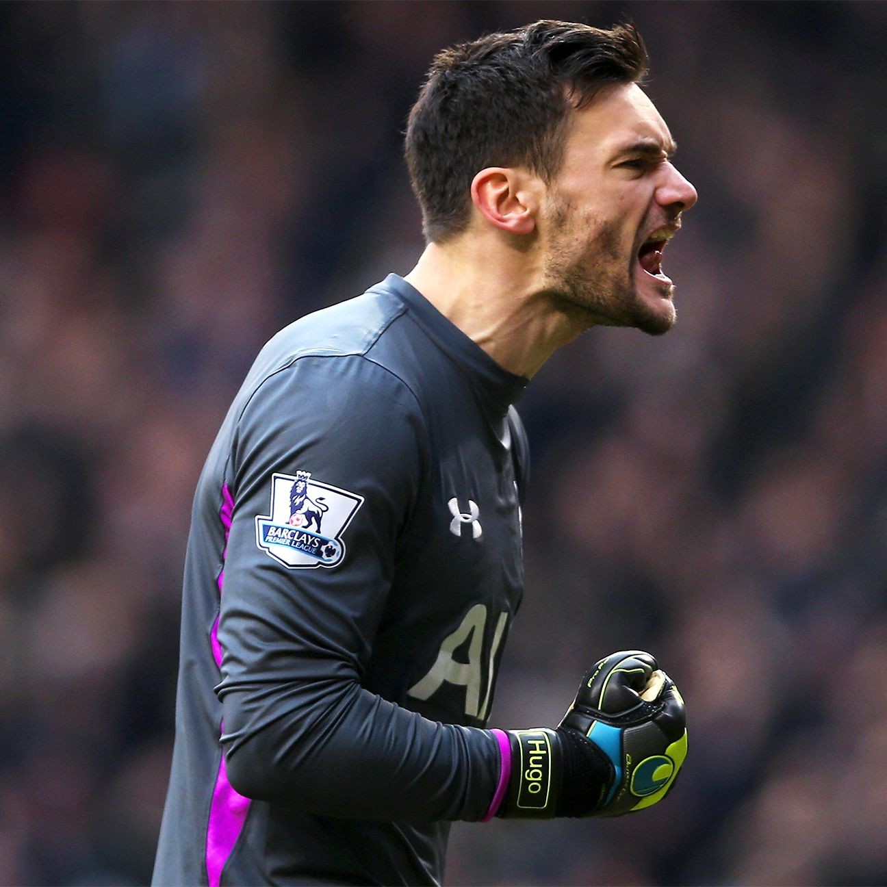 Spurs goalkeeper Hugo Lloris leads the Premier League with 54 diving saves.