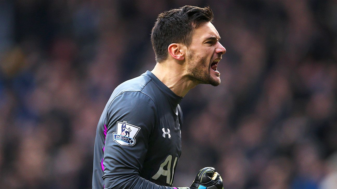 Right now there appears to be no stopping Hugo Lloris and Tottenham.