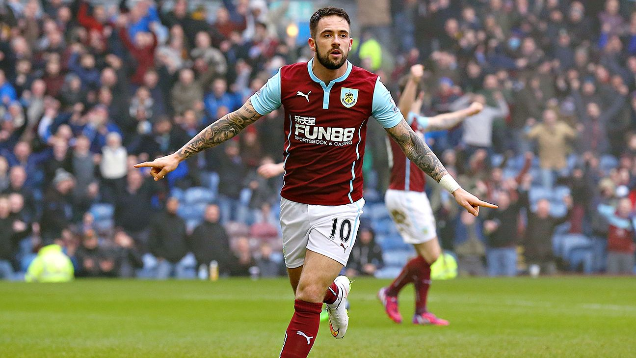 Danny Ings continued his goalscoring prowess with another tally on Sunday versus West Brom.
