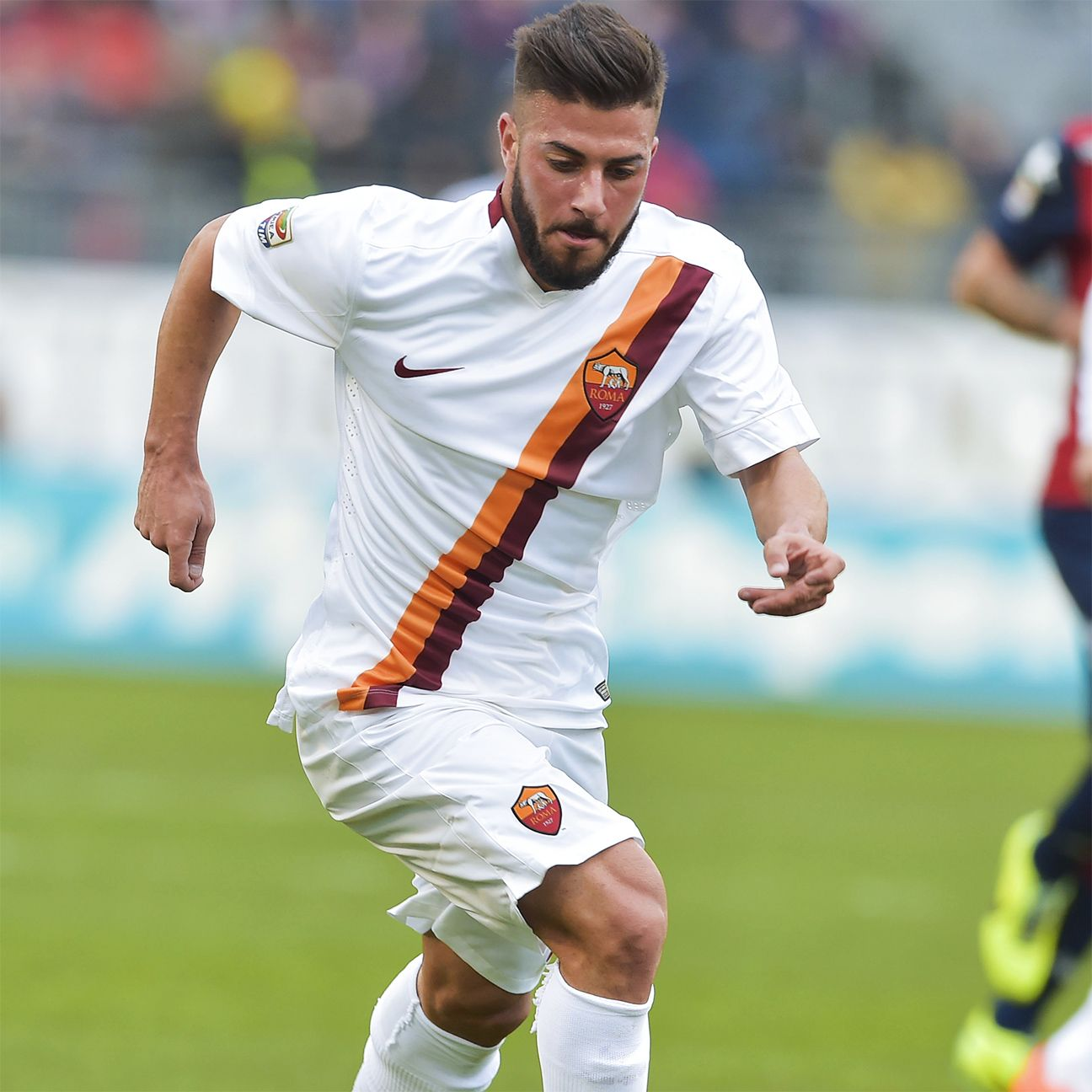 Striker Daniele Verde served up two assists in his first ever Roma start.