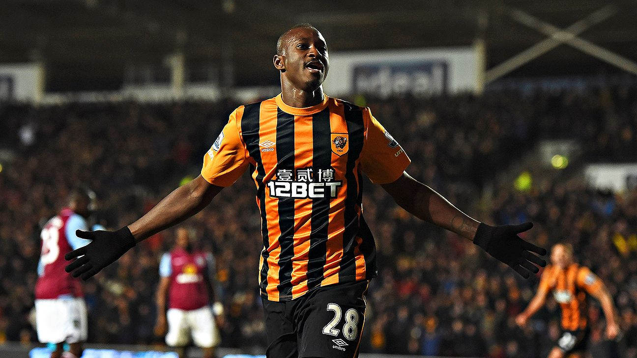 New Hull arrival Dame N'Doye could not have asked for a better debut with a goal and an assist versus Aston Villa.