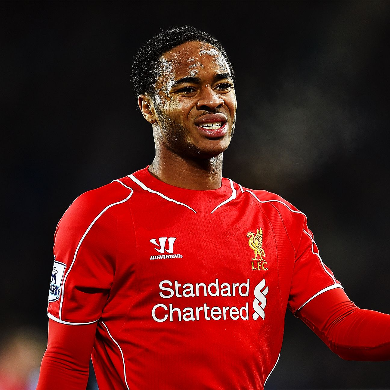 Raheem Sterling is a beloved figure at Anfield and a key member of Liverpool's attack, but at 20 years old he may lack the maturity to join another top club in England or in Europe.