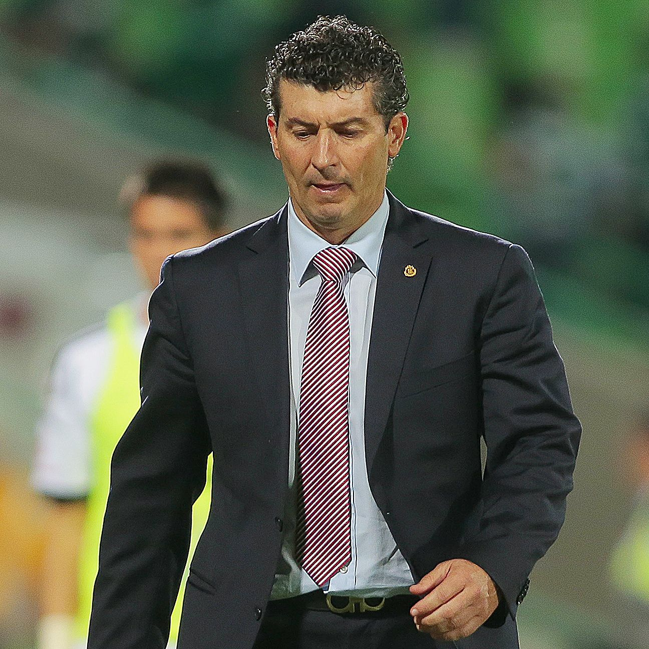 With each defeat, the relegation pressure gets ratcheted up on Chivas Guadalajara head coach Jose Manuel