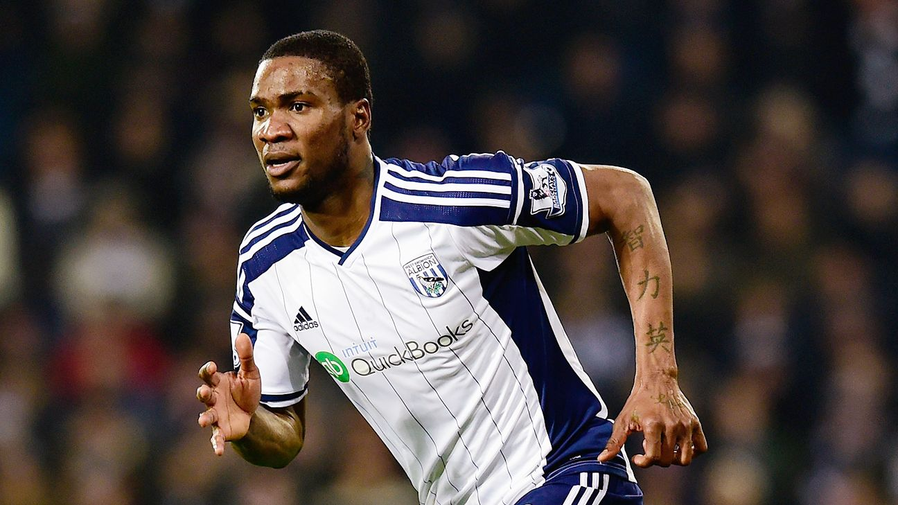 Brown Ideye worked hard at both ends of the field on Wednesday night to help West Brom secure three precious points versus Swansea.