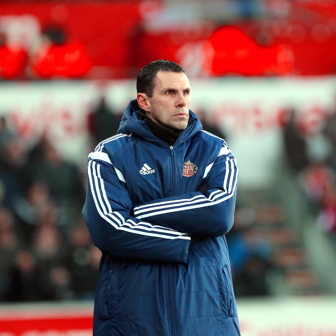 Sunderland manager Gus Poyet is under heavy scrutiny following his team's dismal home loss to QPR.