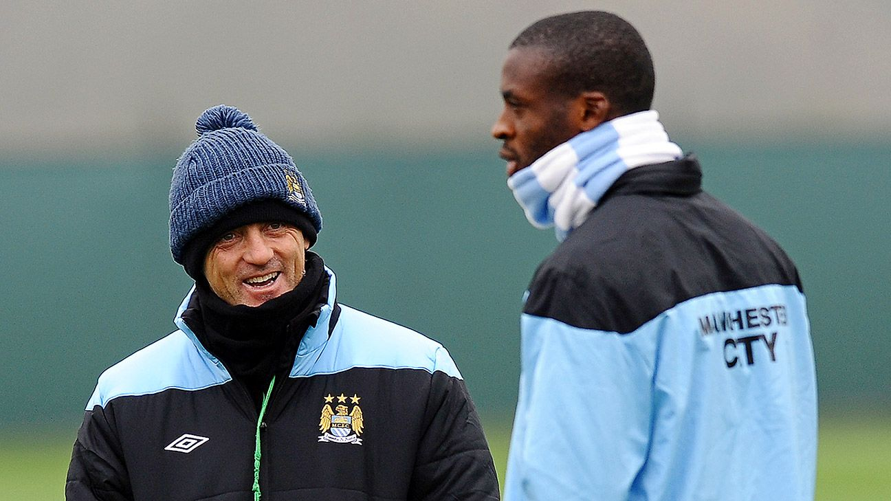 Yaya Toure is 90 percent certain to leave Manchester City