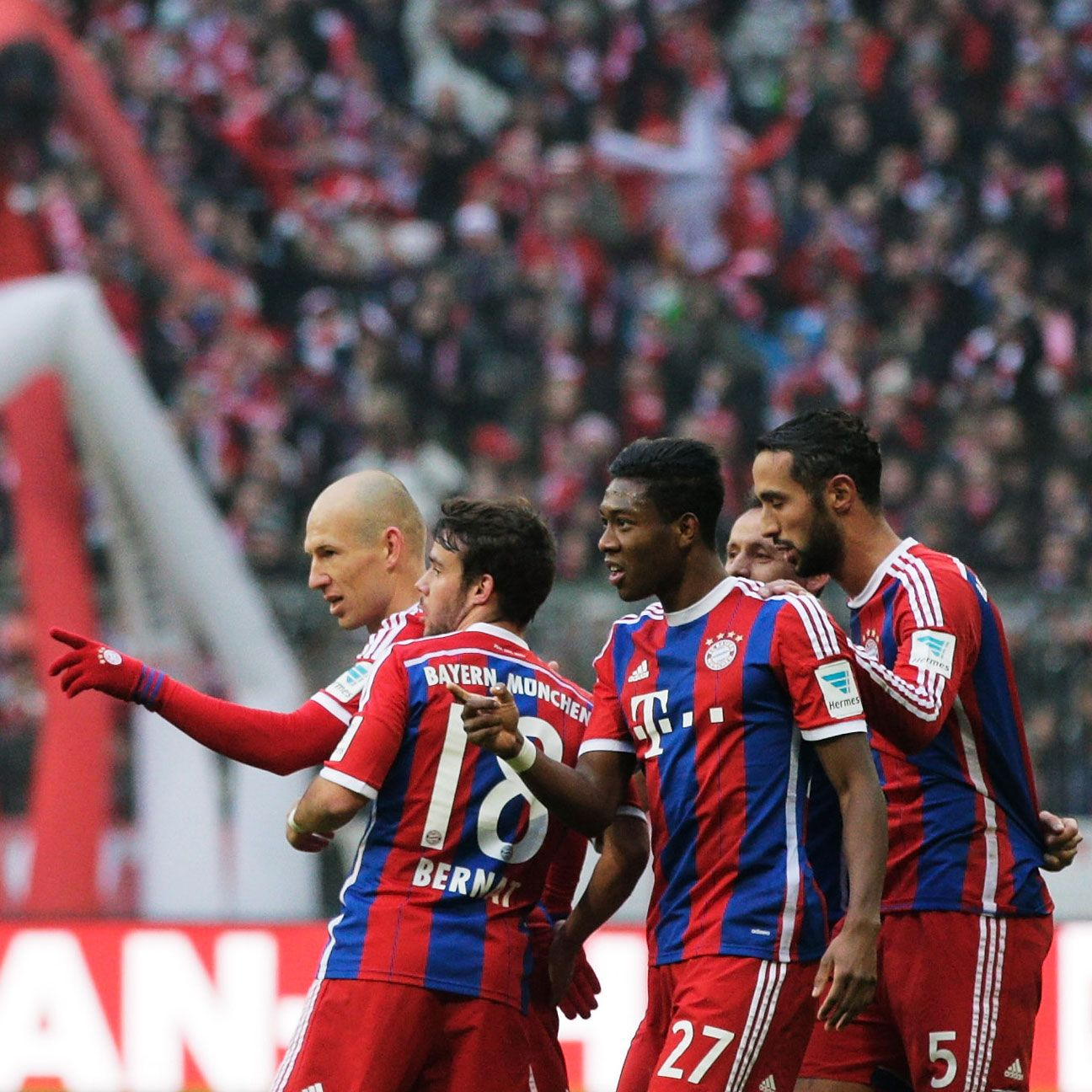 Bayern Munich head into their Tuesday clash with Shakhtar on the heels of a 8-0 walloping of Hamburg.