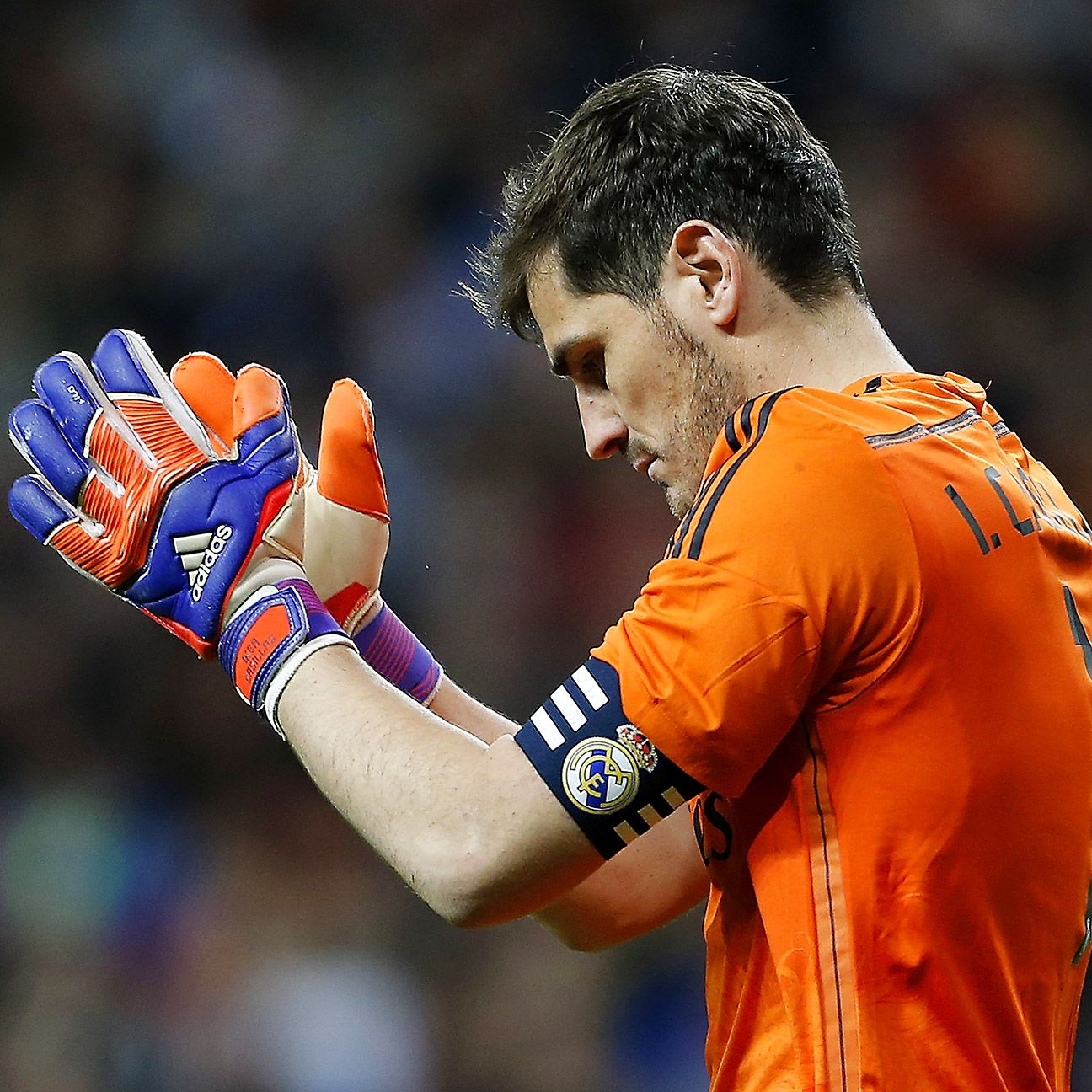 Iker Casillas silenced some doubters by making several key saves for Real against Depor.