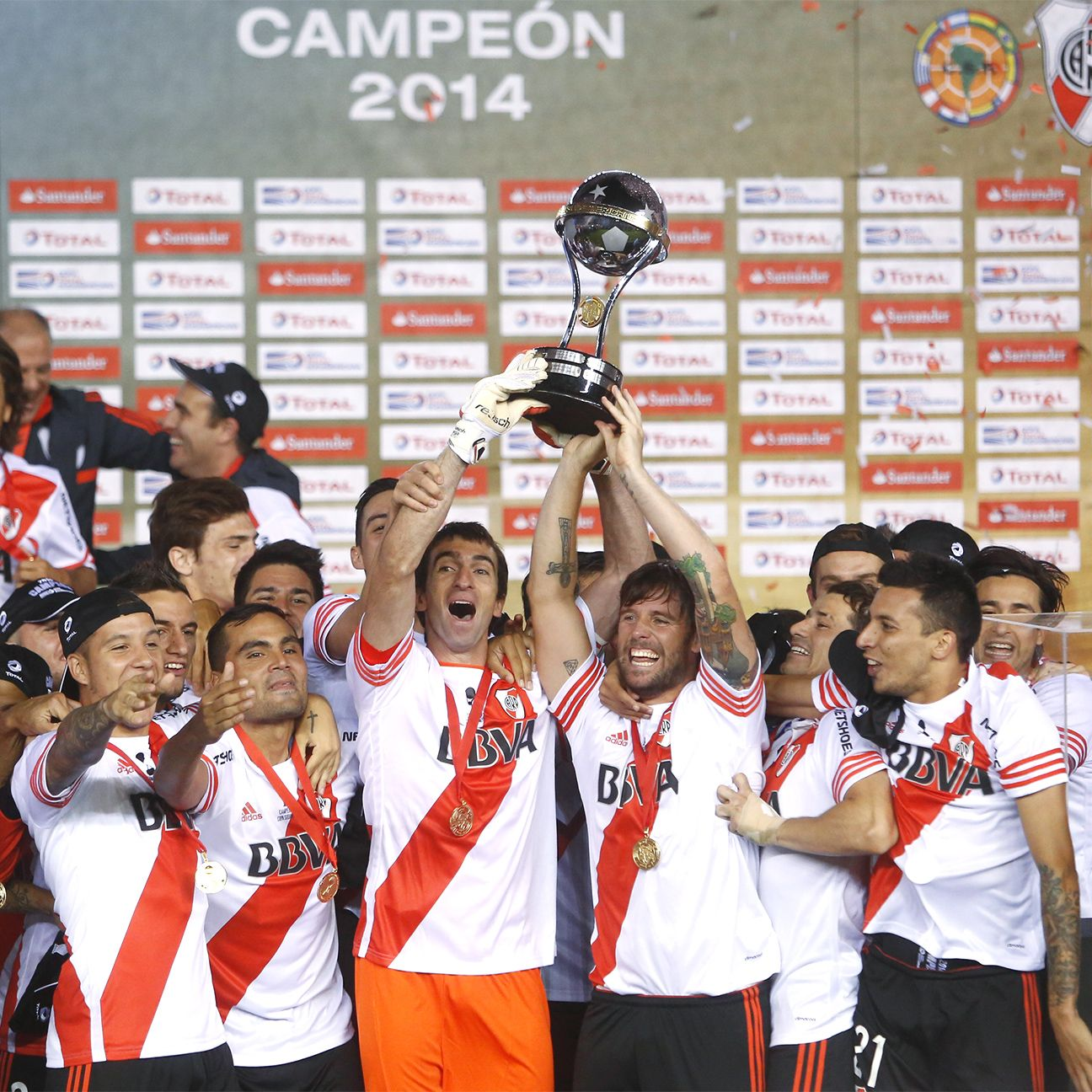 After claiming the 2014 Copa Sudamericana, River Plate are looking to follow that up by winning the Copa Libertadores.