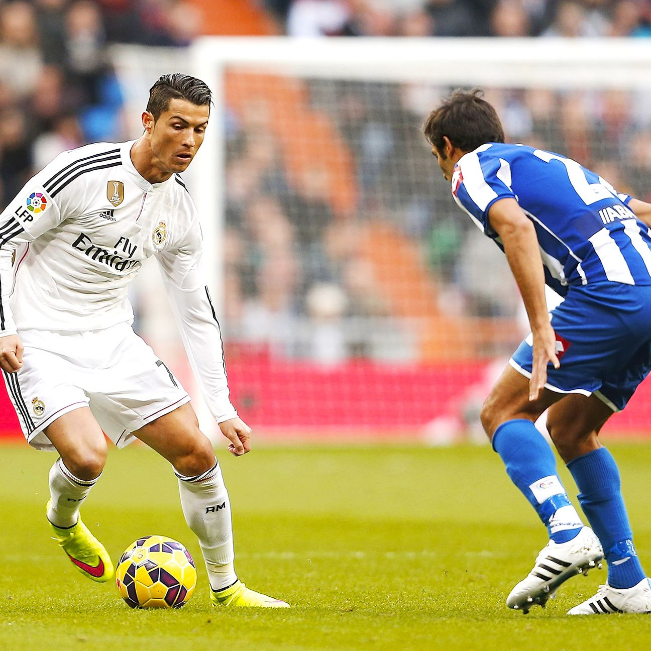 Cristiano Ronaldo's 2015 struggles continued with a goalless effort against Deportivo.