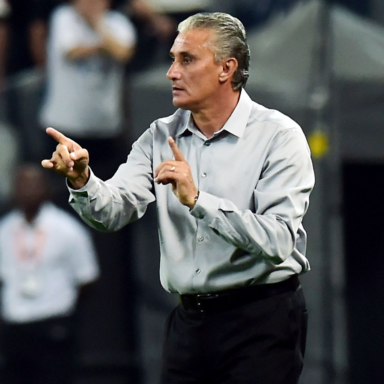 2012 Club World Cup winner Tite is back at the helm of Corinthians.