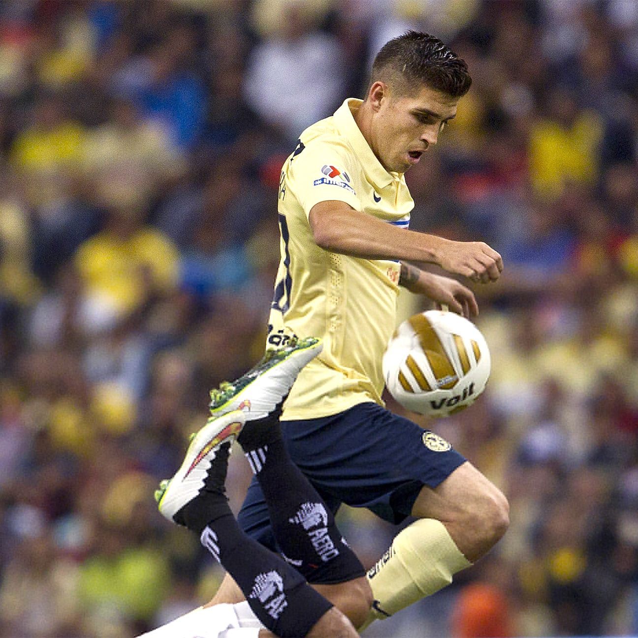 Club America's Ventura Alvarado could well be lining up for the U.S. versus Mexico on April 15th.