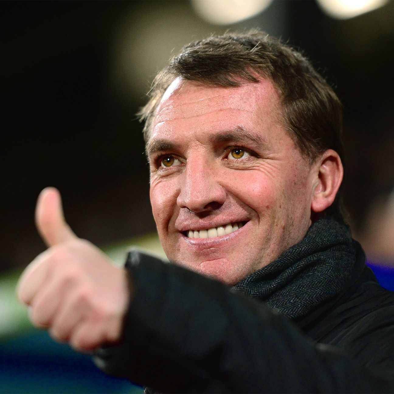 After a rocky first half of the season, manager Brendan Rodgers has Liverpool pointed in the right direction.
