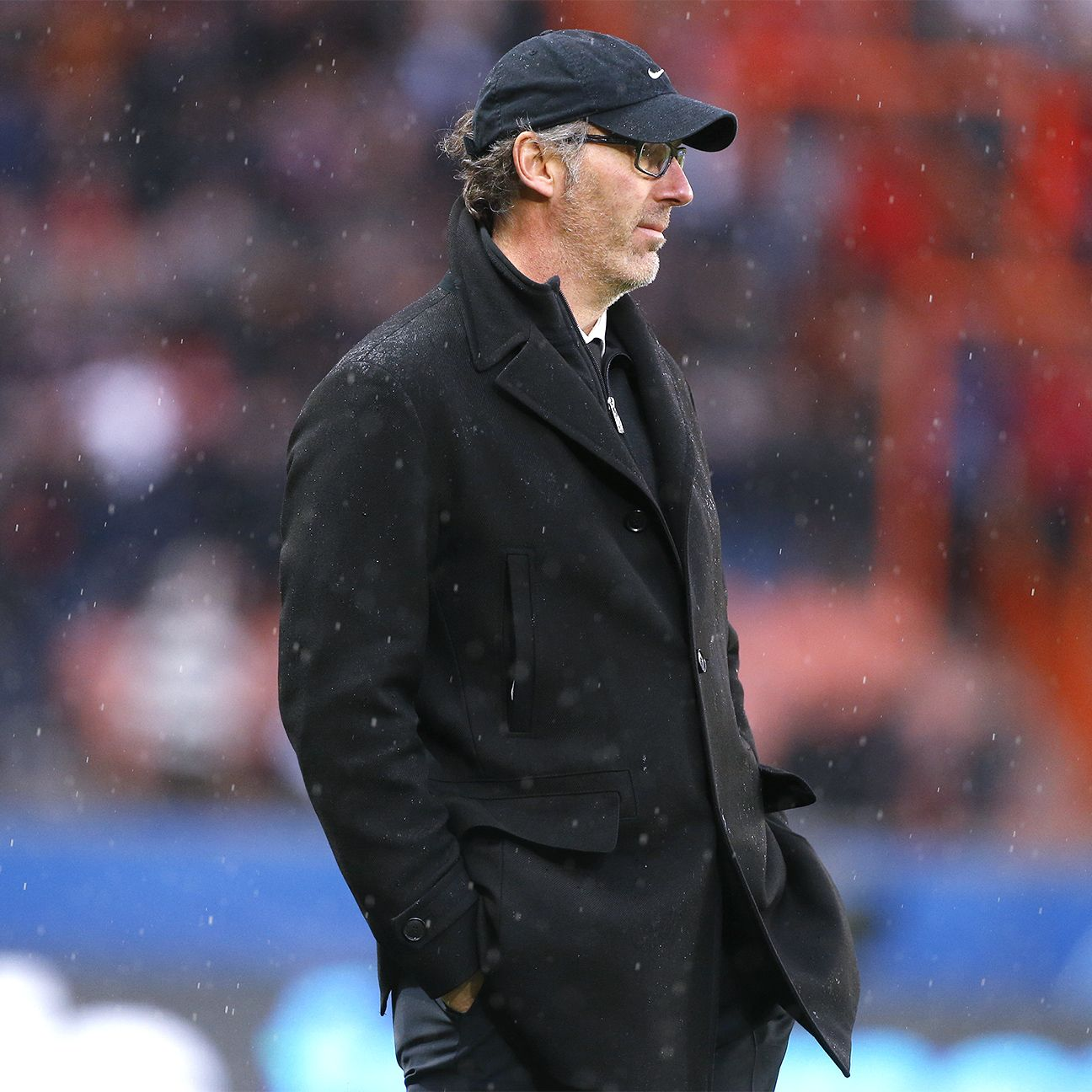 A third straight Ligue 1 title is in reach for PSG, but it has been far from easy for manager Laurent Blanc.