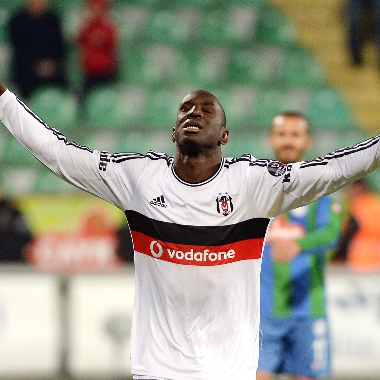 Ba has Besiktas in the hunt for their first Super Lig title since 2009.