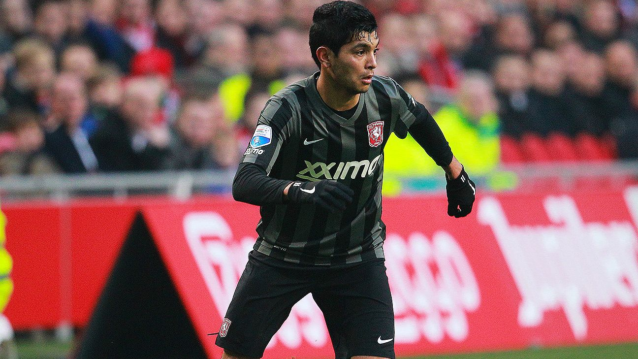 Jesus Manuel Corona has impressed this season with FC Twente and appears primed for a regular role with El Tri.