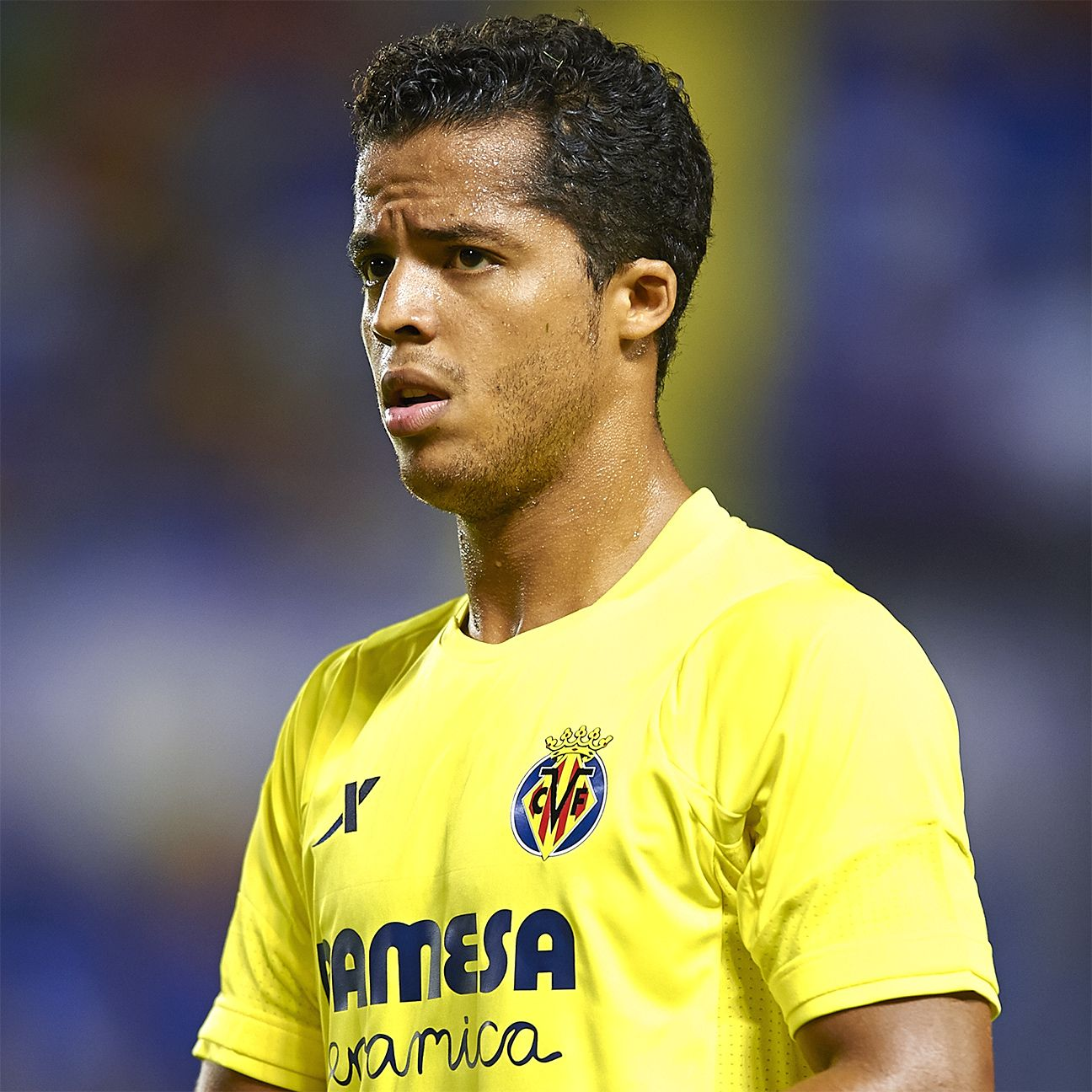 Giovani dos Santos has yet to score in La Liga this season.