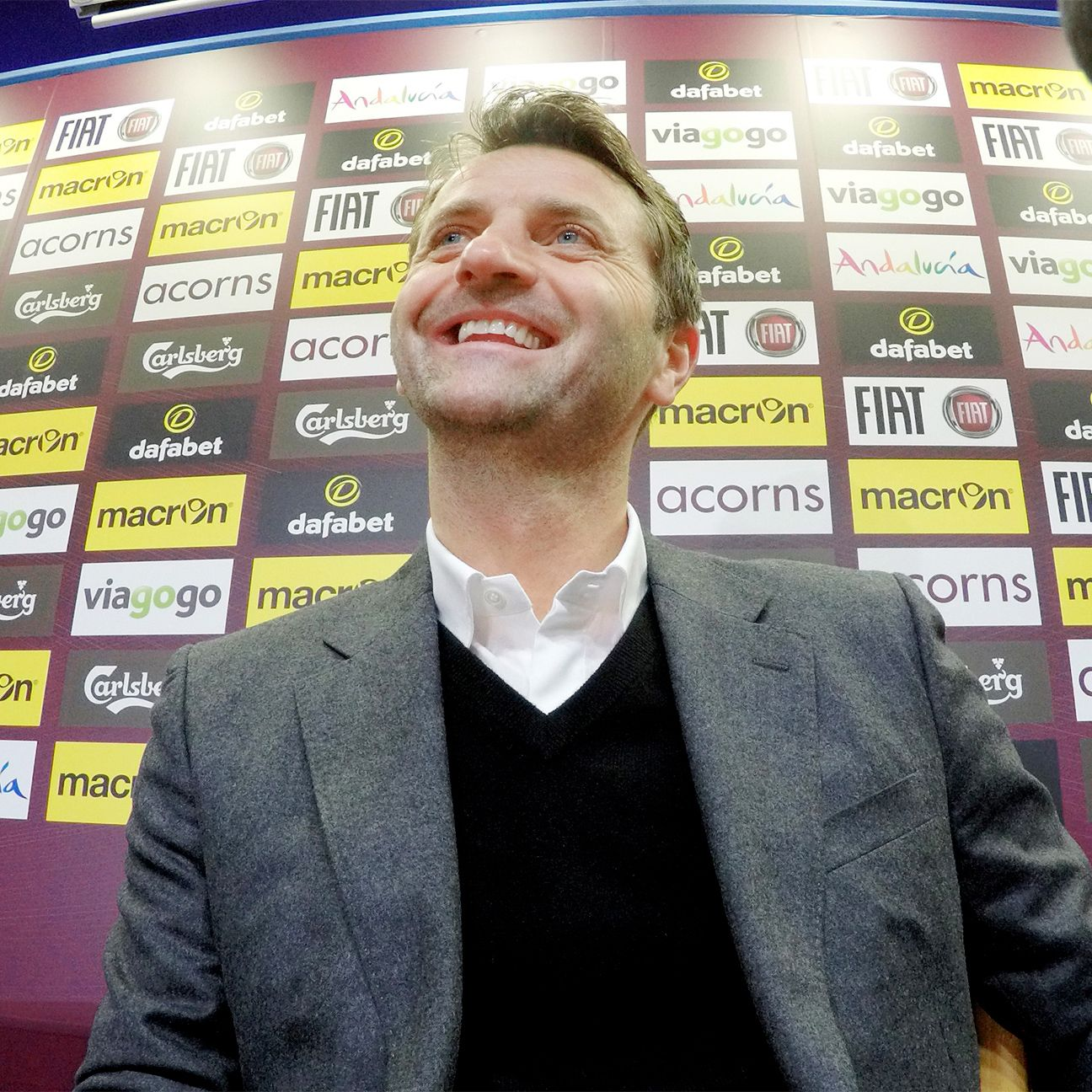 The spotlight will be on Tim Sherwood when Aston Villa visit White Hart Lane.