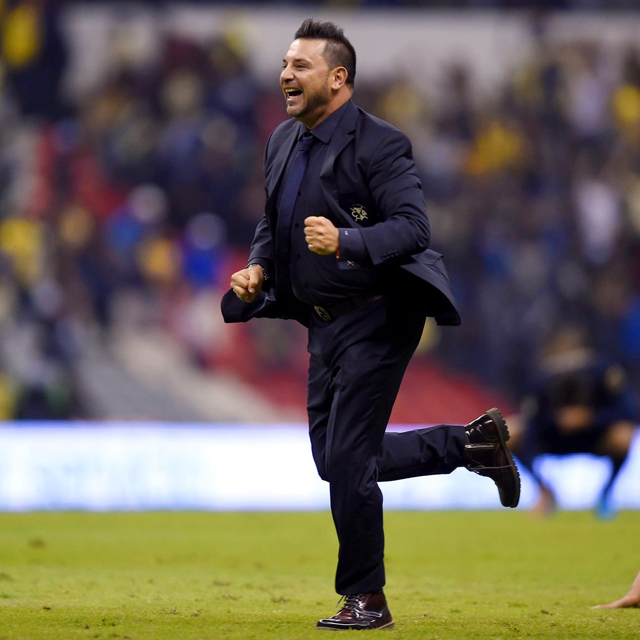 New Monterrey manager Antonio Mohamed has guided his previous two Liga MX clubs, Tijuana and Club America, to league titles.
