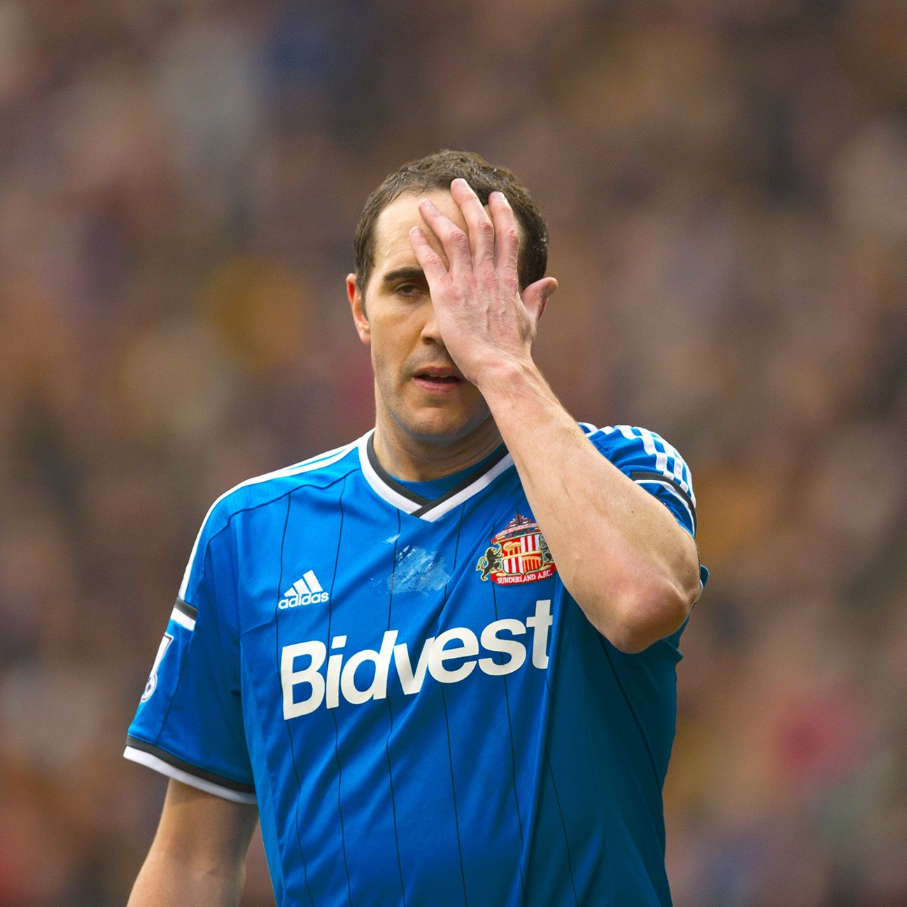 It's been a rough stretch of late for John O'Shea and Sunderland.