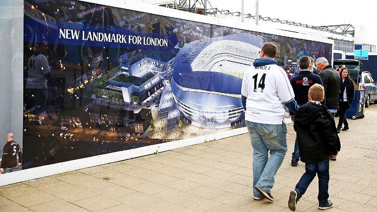 Tottenham Stadium Headache Far From Being Resolved Espn Fc