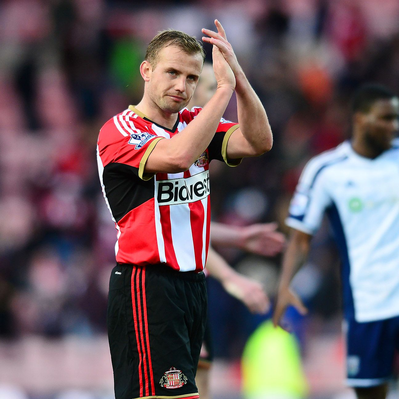 Lee Cattermole and Sunderland had to settle for their 13th draw of the season in Saturday's 0-0 final versus West Brom.