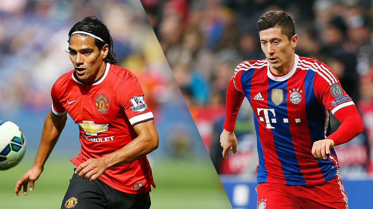 Falcao heading to the Bernabeu, Lewandowski to be his replacement?